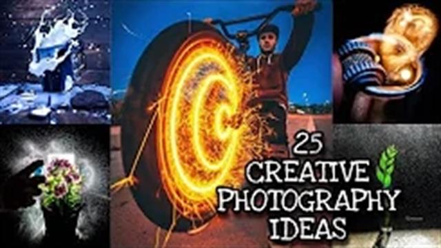 آموزش ترفندها و تکنیکهای عکاسی 25 ایده خلاقانه حرفه ای