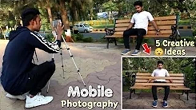 آموزش ترفندها و تکنیکهای عکاسی خلاقانه و حرفه ای با موبایل – بخش 6